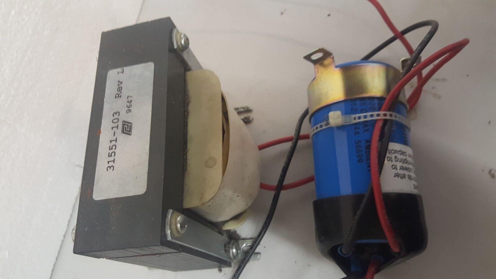 Precor 9.2 9.1 9.21i 9.20 905e 9.21si 9.21 Inductor Transformer Capacitor