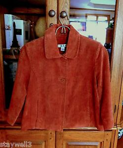Autumn cuir Blaze en en daim Veste Nwt 129 Ps Creek véritable Coldwater up swing Taxes wXqnnIvEg