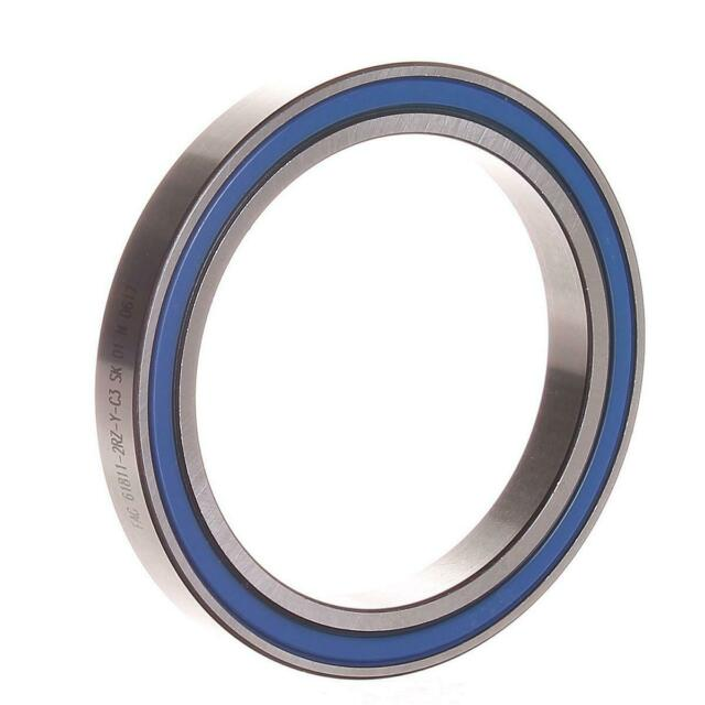 FAG 61811-2RZ-Y-C3 Rillenkugellager Ball Bearing  55,00 x 72,00 x 9,00 mm Rubber