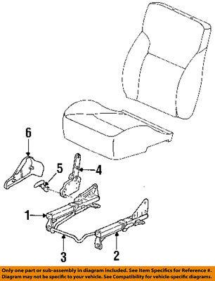Jeep CHRYSLER OEM 07-09 Wrangler Seat Track-Adjust Handle Right 1FL501D5AA