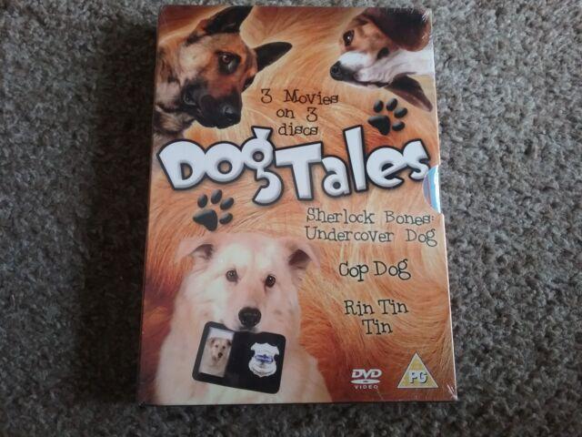 Dog's Tales (DVD, 2012, Box Set) new sealed