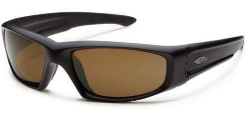 Smith Elite Hudson Tactical Lunettes De SoleilCadre NoirPolarized Brown Lens