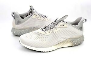 4b44c9bd5 Adidas Mens Alphabounce 1 X Reigning Champ White Grey Mens Size 12 ...