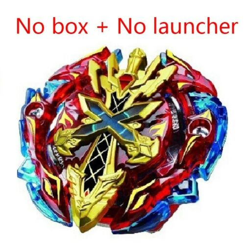 Beyblade Burst Spinning Top Metal Fusion Masters Without Launcher Toys Kids Gift