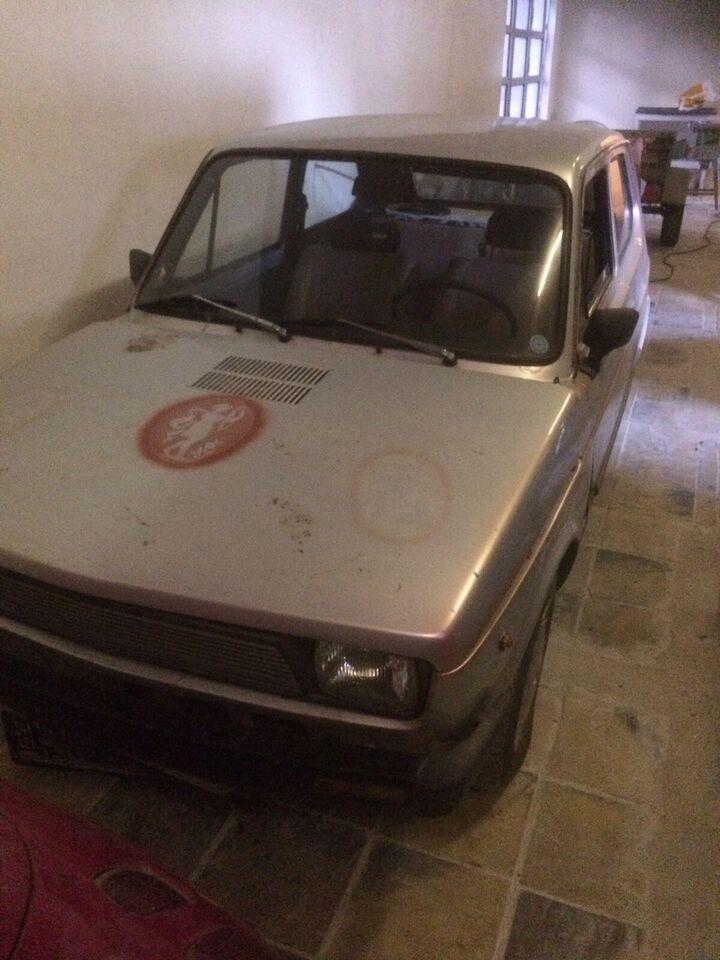 Fiat 127, 0,9, Benzin