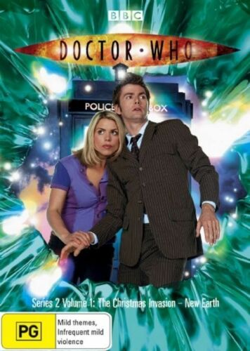 1 of 1 - Doctor Who : Series 2 : Vol 1 (DVD, 2006)