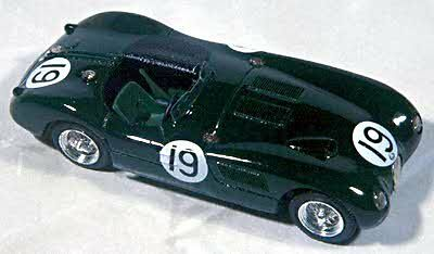 Jaguar C Type Type Type Winner Lm 1953  43 Model TOP MODEL 966100