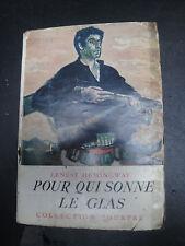 Pour Qui Sonne Le Glas - Ernest Hemingway - 1954