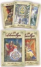 The Llewellyn Tarot by Anna-Marie Ferguson (2006,  Book and Card Deck)
