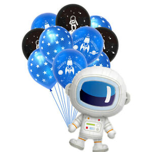 10-15Pcs-Outer-Space-Party-Astronaut-Balloons-Galaxy-Theme-Birthday-Party-Favo3C