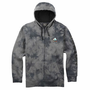 Burton-Ripton-Full-Zip-Hooded-Jacket-Hoodie-Sports-Jacket
