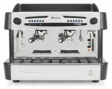 Professional Commercial 2 Group Programmable Espresso Machine Cappuccino Latte
