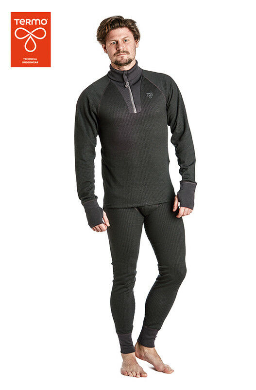 New Thermo Original 2.0 Lohng Johns with Eingiff - Tencel