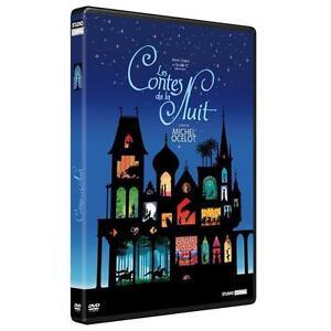DVD-034-Les-Contes-de-la-nuit-034-Michel-Ocelot-NEUF-SOUS-BLISTER