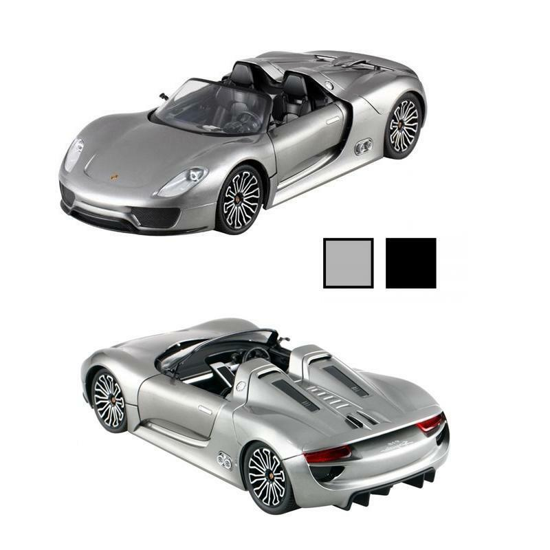 RC funk teledirigido Porsche 918 Spyder con luz   1 24 coche modelo turbo Car