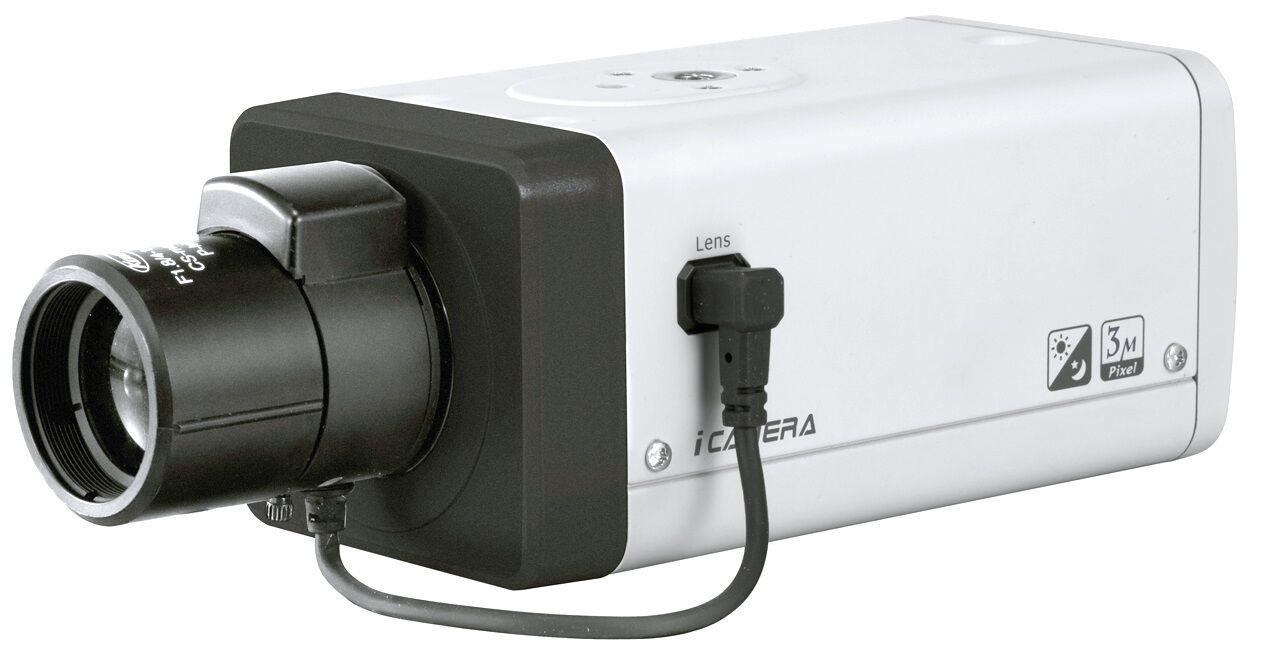 IPC-HF3100P - Cámara BOX 1.3Megapixel HD Network cámara - En venta sin objetivo