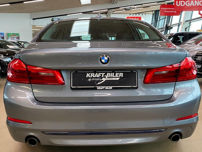 Billede af BMW 520d 2,0 Sport Line aut.