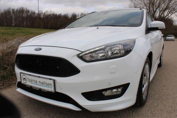 Ford Focus 1,5 TDCi 120 ST-Line stc. aut. - billede 5