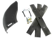 "New Husqvarna 954040495 OEM MK48 48"" Blade Walk Push Lawn Mower Mulching Kit"