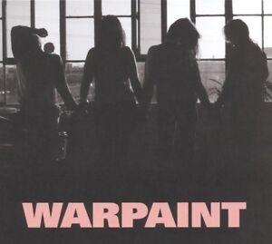WARPAINT-HEADS-UP-INDIE-EDITION-BLACK-PINK-VINYL-2-VINYL-LP-MP3-NEW