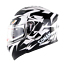 DOT-Double-Visor-Motorbike-Flip-Up-Modular-Helmet-Motorcycle-Full-Face-Helmets miniature 18
