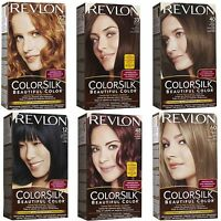 Revlon Colorsilk Beautiful Color Permanent Choose Your Color Twin Pack