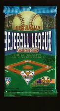 1994 Australian Baseball League Unopened Pack of 9 Cards