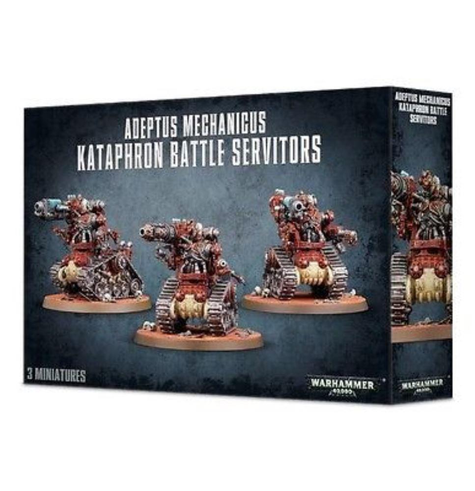 Warhammer 40.000 adeptus mechanicus kataphron schlacht von games workshop hey 59-14