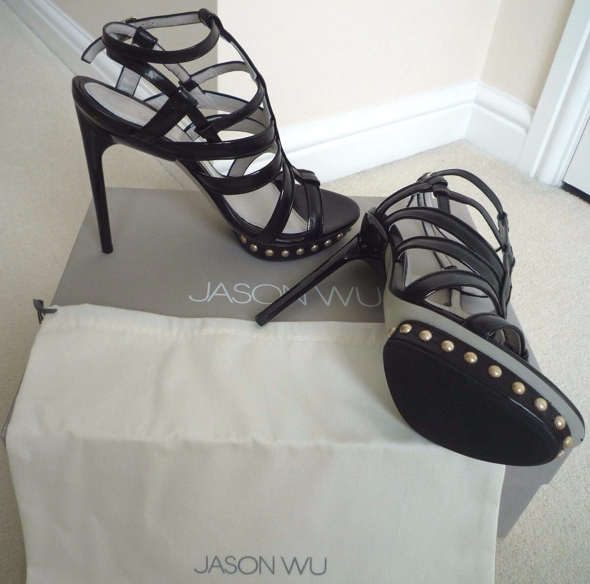 Jason Wu IN PELLE NERA