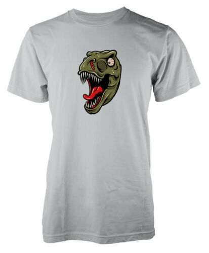 Dinosaur Trex head Tyrannosaurus kids tshirt Dino T rex