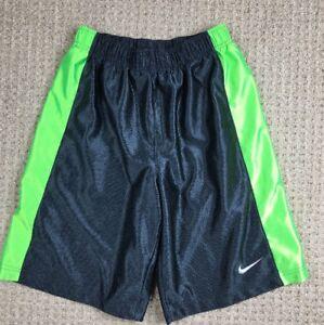 Boys-Nike-Dri-Fit-Athletic-Basketball-Shorts-Size-M