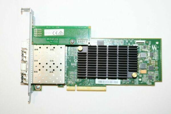 IBM 2-Port 16 Gbps Fibre Ch HBA For 2145-DH8 00RY004 Fiber Warranty w// SFP