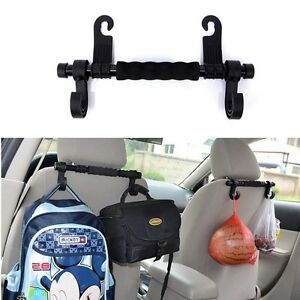 Car seat hook up