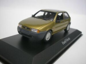 Ford-Fiesta-1995-or-1-43-maxichamps-940085060-Neuf
