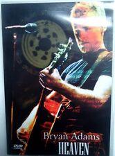 BRYAN ADAMS HEAVEN DVD 18 TRACKS SEALED!!!