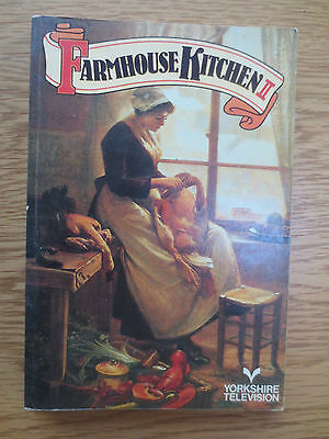 Cook Book Farmhouse Kitchen 2 Baking Preserves Family Meals Recipes Cookery