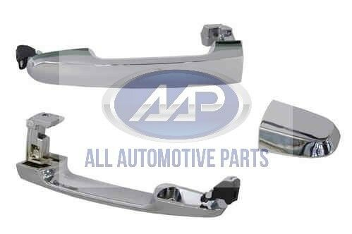 Toyota Hilux 20052015 NEW Right Rear Outer Door Handle Chrome