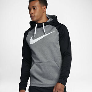 89bfc5786d8c NWT Men s Nike Big   Tall Therma Training Hoodie Big Swoosh 905659 ...