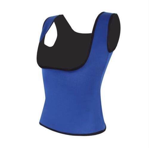 Neoprene Vest Body Shaper Sweat Sauna Slimming Corset Hot Gym Trainer Fat Burner
