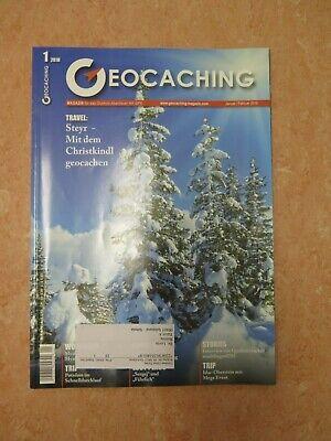 Geocaching Zeitschrift