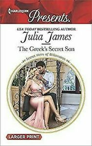 The-Greek-039-s-Secret-Hijo-Secreto-Heirs-De-Billionaires-Julia-James