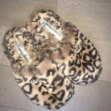 b1c3df5edb86 item 3 MICHAEL KORS Women SLIPPERS Size 5. Jet Set Leopard Faux Fur Crystal  MK Logo. -MICHAEL KORS Women SLIPPERS Size 5. Jet Set Leopard Faux Fur  Crystal ...