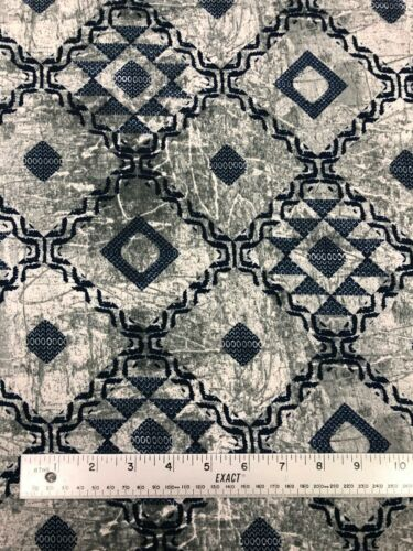 "Regent SUPERBE American Imprimer Tissu Polyester Matériau-Dress Making 44/""112cm"
