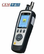 Cem 9881 4 In 1 Particle Counter Pm25 With Camera Ir Air Gas Hchoco Meter S