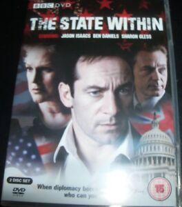 The-State-Within-Jason-Isaacs-Ben-Daniels-BBC-Region-2-4-DVD-Like-New