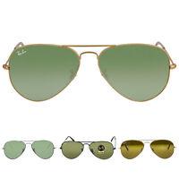 Ray Ban Aviator Mens Sunglasses 58-14
