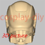 2017 Cosplay Guardians of the Galaxy Vol 2 Casque Star Lord casque avec DEL Neuf