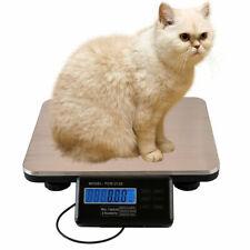 Lcd Digital Commercial Platform Scales Weight Food Kitchen Postal Pet Dog 660lb