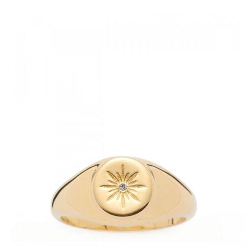 Leonardo Ring Rosella Damen Schmuck Accessoire Edelstahl Gold