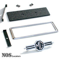 Mg Radio Blanking Plate Assembly